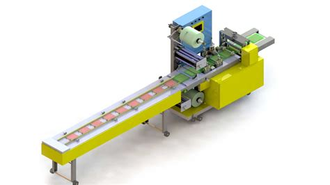 side sealing machine handy packaging method svm wrapping