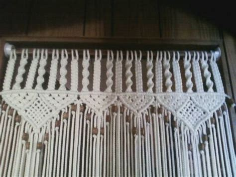Macrame curtains: Hard but Worthy   Decor Around The World
