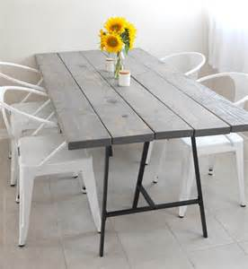 Trestle Dining Table Bench