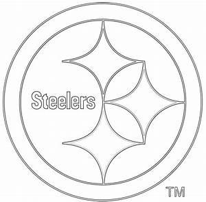 Printable Steelers Logo 18 Steelers Coloring Pages
