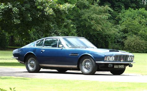 Aston Martin Dbs Vantage 1968 Cartype