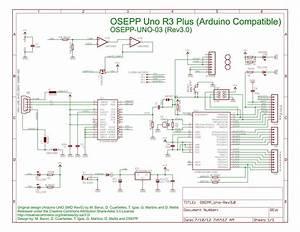 Osepp Uno R3 Plus Schematic