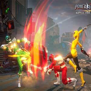Comprar Power Rangers Battle for the Grid Nintendo Switch ...