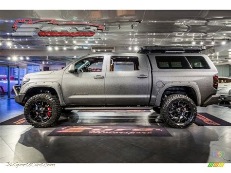 2015 Toyota Tundra 1794 Edition by 2015 Toyota Tundra 1794 Edition Crewmax 4x4 In Magnetic
