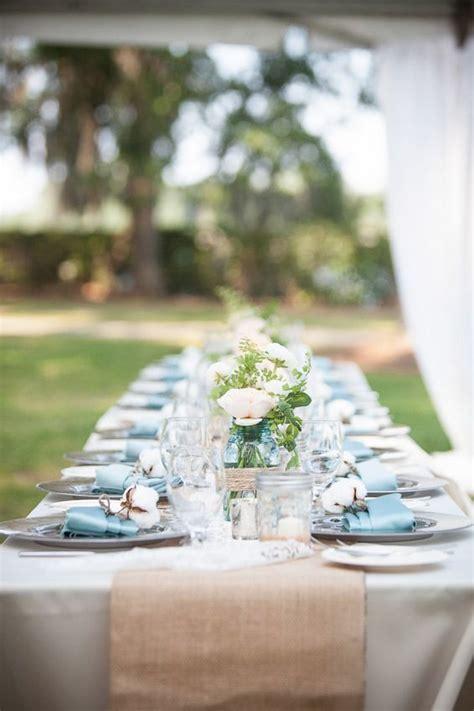 love    dusty blue napkins