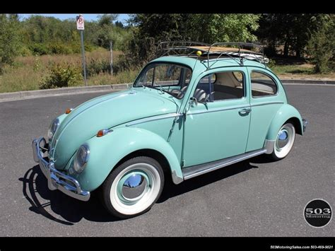 bug volkswagen 1963 volkswagen beetle classic ragtop 4 speed manual 2