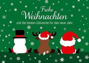 Weihnachtsmann Als Profilbild : weihnachst postkarten online versenden christmas cards ~ Haus.voiturepedia.club Haus und Dekorationen