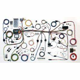 1982 Mustang Wiring Harness : american autowire 510125 mustang complete wiring harness ~ A.2002-acura-tl-radio.info Haus und Dekorationen