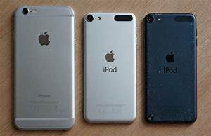 Dead device walking: Apple iPod Touch 6th generation • The ...