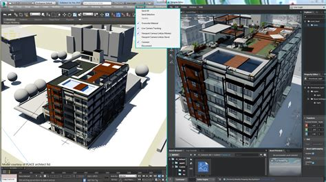 3ds Max 2018 - 3D Modeling, Animation & Rendering Software