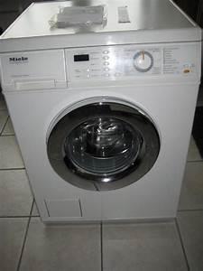 Waschmaschine Maße Miele : miele novotronic w 363 wps waschmaschine in dortmund ~ Michelbontemps.com Haus und Dekorationen