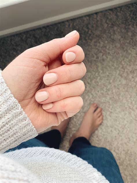gel  dip nails  small  blog