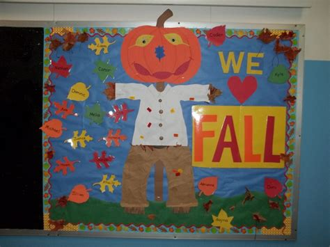 63 Best Bulletin Boards-fall Images On Pinterest