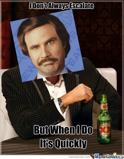 Ron Meme - ron burgundy by rolemodelspidey meme center