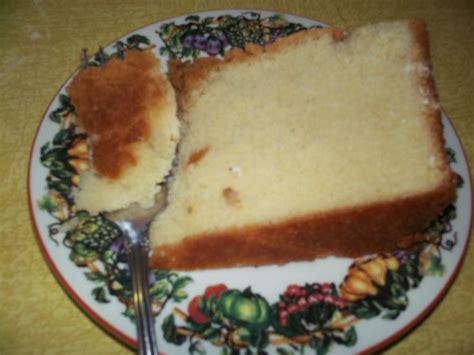 check  light airy pound cake   easy