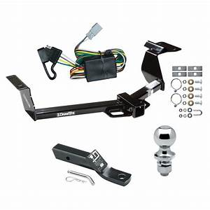 Trailer Tow Hitch For 02  Wiring And 1 8 U0026quot  Ball