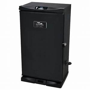 Shop Masterbuilt 31 9-in 800-Watt Electric Vertical Smoker