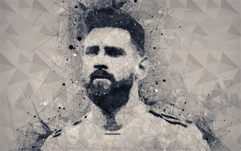 wallpapers lionel messi  argentine footballer