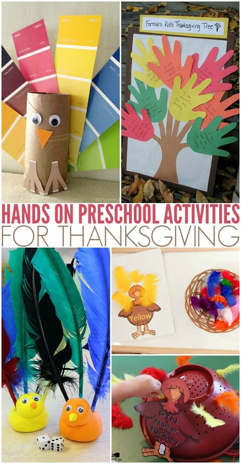 on thanksgiving activities for preschool 434 | Preschool Thanksgiving Activities