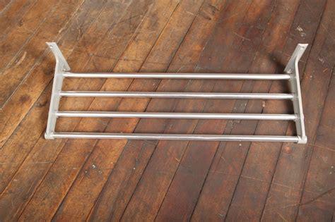 original vintage industrial american  wall mount coat rack  stdibs