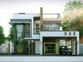 two house designs two storey house plans eplans