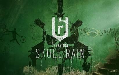 Siege Rainbow Six Tom Rain Skull Clancys
