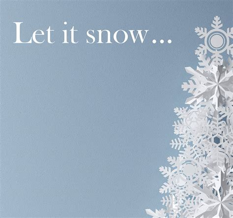 snow christmas wall sticker  leonora hammond