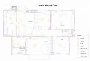 House Wiring Plan