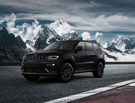 Jeep Grand Cherokee S 2018, Hd Cars, 4k Wallpapers, Images