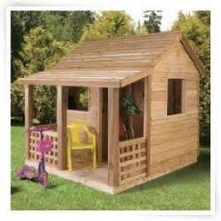 wood playhouse for kids foter