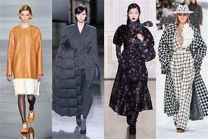 Trends Winter Fall Mode Herfst Week Paris