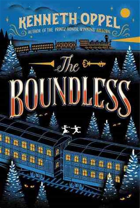 boundless  kenneth oppel reviews discussion