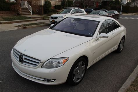 I have a 03 cl600 and absolutely love it. Buy Used 2007 MERCEDES CL600 DESIGNO for $14 900 from trusted dealer in Brooklyn, NY!