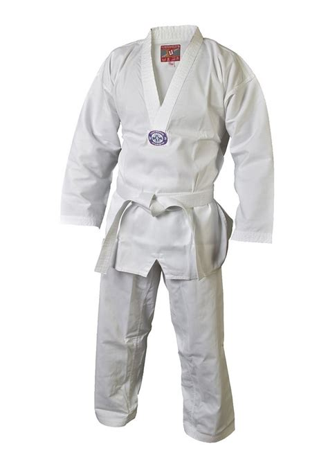 taekwondoanzug ju sports chagi weiss kaufen otto