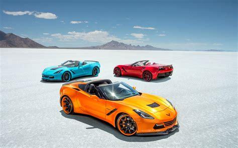 Forgiato Widebody C7 Corvette Stingrays Cars Wallpaper