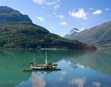 Panoramio  Photo Of Nordfjord Norway