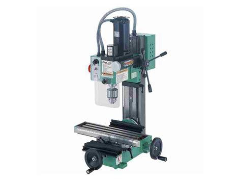 grizzly  mini mill preview shop tool reviews