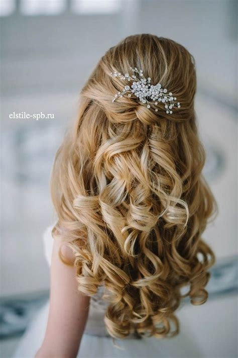 ideas  country wedding hairstyles