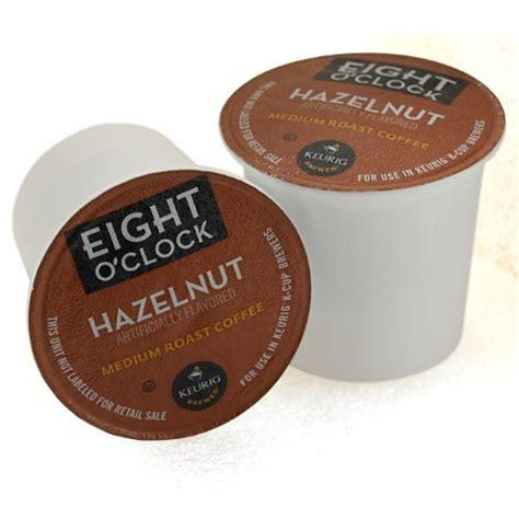 Hazelnut coffees are usually weak. Eight O'Clock Hazelnut Coffee Keurig K-Cups, 72 Count - Buy Online in UAE.   Misc. Products in ...
