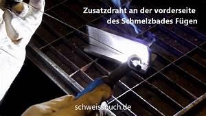 Alu Schweißen Wig : schritt f r schritt wig schwei en kehlnaht edelstahl 10 ~ Kayakingforconservation.com Haus und Dekorationen