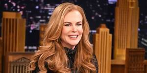 Dawn French got Nicole Kidman's permission to put the ...