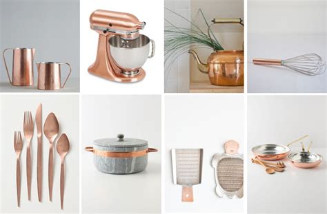 copper kitchen accessories 9 subtle ways to add copper into your home the interior
