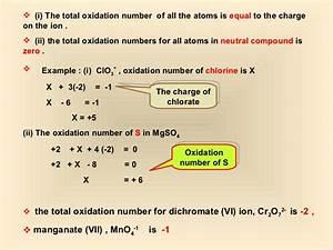 Oxidation  U0026 Reduction