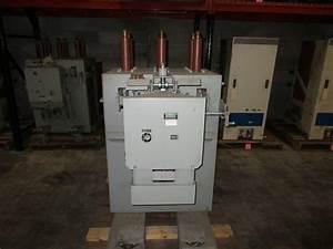 Am-13 8-500-4 Ge Magne-blast 1200a 15kv Air Circuit Breaker