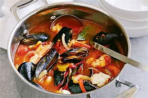Italian fish soup with white beans - Recipes - delicious ...