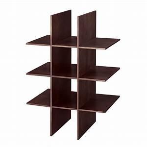 Shop allen + roth Java Wood Shoe Storage at Lowes com
