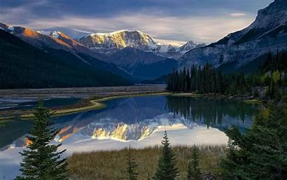 Mountains Desktop Nature Wallpapers Lakes Landscape Mountain