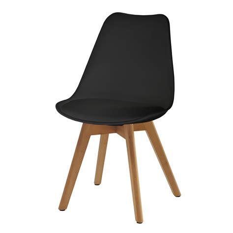 chaises scandinave chaise scandinave lot de 2 koya design