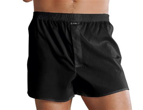 Mens Jockey Classic Cotton Woven Boxer Short Underwear