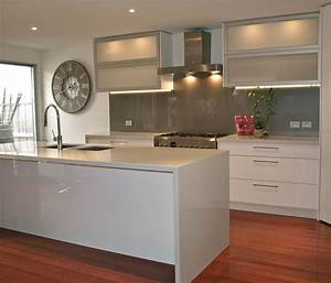 the 25 best coloured glass splashbacks ideas on pinterest With best brand of paint for kitchen cabinets with inexpensive modern wall art
